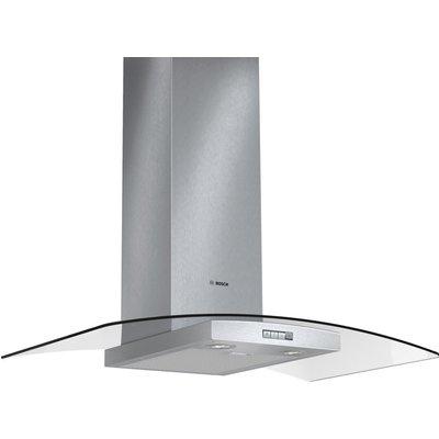 Bosch DWA094W51B Glass Canopy Chimney Cooker Hood   W  900mm - 4242002776163