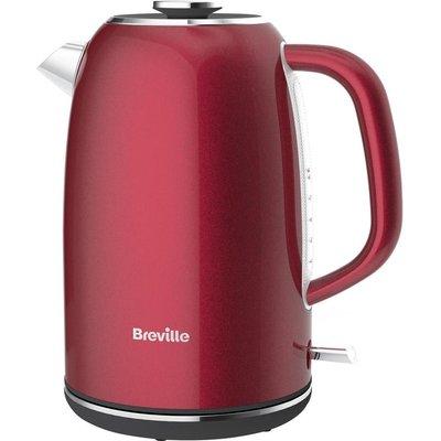 BREVILLE Colour Notes VKJ926 Jug Kettle   Red  Red - 5011773056731
