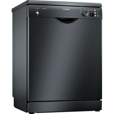 BOSCH SMS25AB00G Full size Dishwasher   Black  Black - 4242005028429