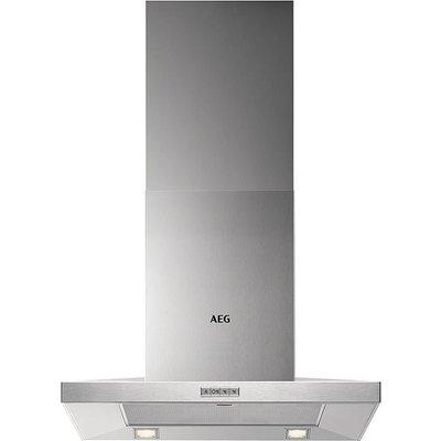 AEG DKB3650M Chimney Cooker Hood   Stainless Steel  Stainless Steel - 7332543538195