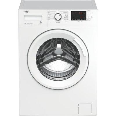 BEKO WTB941R4W 9 kg 1400 Spin Washing Machine - White, White