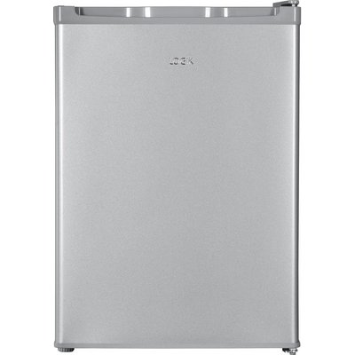 LOGIK LTT68S20 Mini Fridge   Silver  Silver - 5017416785037