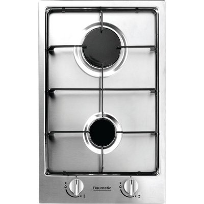 5055205067179 | Baumatic BHG300 5SS gas hobs  in Stainless Steel