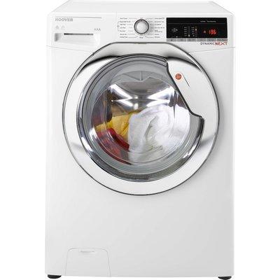 HOOVER Dynamic WDWOAD 4106AHC WiFi-enabled 10 kg Washer Dryer - White, White