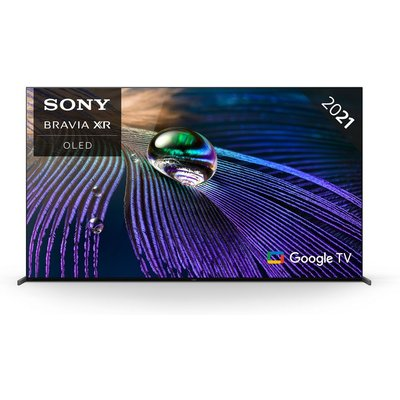 """SONY BRAVIA XR83A90J 83"""" Smart 4K Ultra HD HDR OLED TV with Google TV & Assistant"""