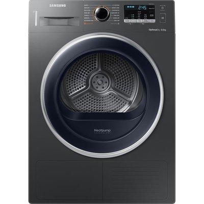 Samsung Tumble Dryer DV80M5010QX/EU 8 kg Heat Pump  - Graphite, Graphite