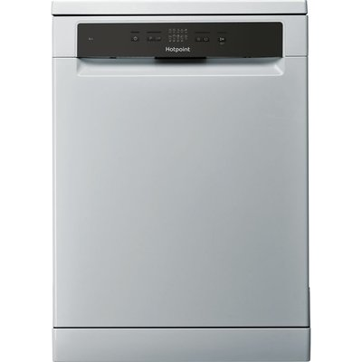 HOTPOINT HDFC2B26SV Full size Dishwasher   Silver  Silver - 5054645055654