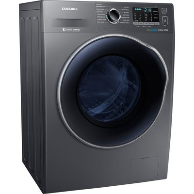 Samsung Washer Dryer WD80J5A10AX 8 kg  - Graphite, Graphite