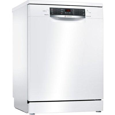 BOSCH Serie 4 SMS46IW08G Full size Dishwasher   White  White - 4242005091041