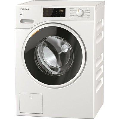 Miele W1 WWD 120 WCS 8 kg 1400 Spin Washing Machine - White, White