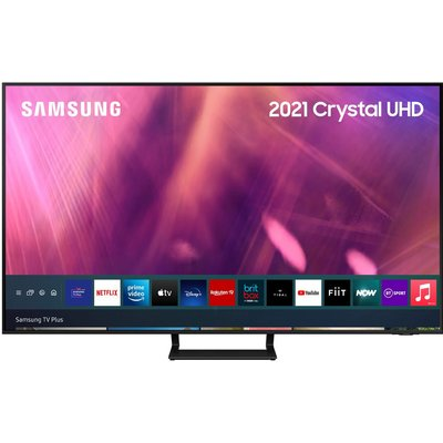 "55"" SAMSUNG UE55AU9000KXXU  Smart 4K Ultra HD HDR LED TV with Bixby, Alexa & Google Assistant"