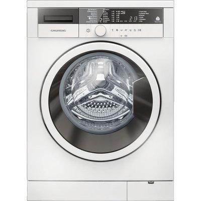 GRUNDIG GWN37430W 7 kg 1400 Spin Washing Machine - White, White