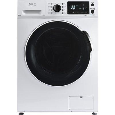 BELLING FW914 9 kg 1400 Spin Washing Machine - White, White