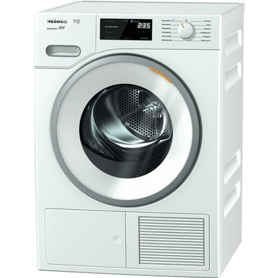 Miele Tumble Dryer Eco TWF500WP 8 kg Heat Pump  - White, White