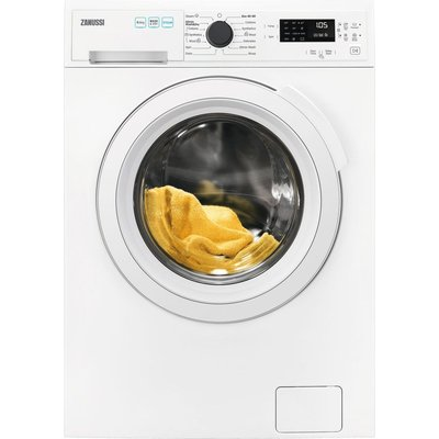 ZANUSSI AutoAdjust ZWD96SB4PW 9 kg Washer Dryer - White, White