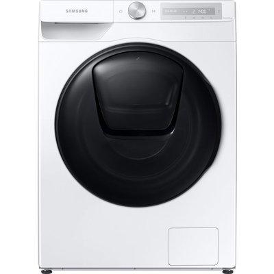 SAMSUNG AddWash WD10T654DBH/S1 WiFi-enabled 10.5 kg Washer Dryer – White, White