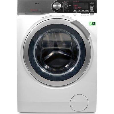 AEG OkoMix L8FEC866R Washing Machine - White, White