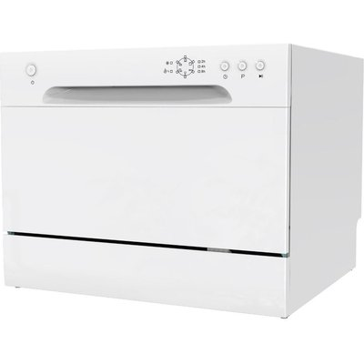 ESSENTIALS  CDWTT15 Compact Dishwasher   White  White - 5017416540216