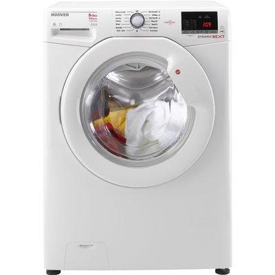 Hoover Washer Dryer WDXOC 485A Smart 8 kg  - White, White