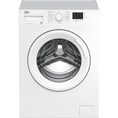 BEKO WTB740E1W 7 kg 1400 Spin Washing Machine - White, White
