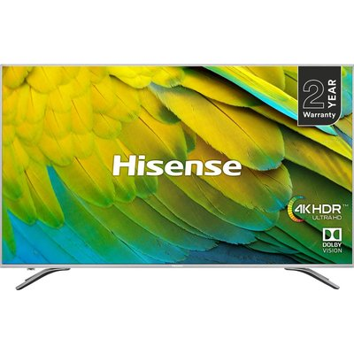 75 HISENSE H75B7510UK  Smart 4K Ultra HD HDR LED TV
