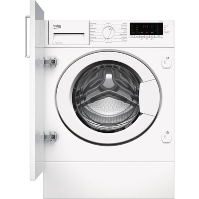BEKO WTIK74111 Integrated 7 kg 1400 Spin Washing Machine