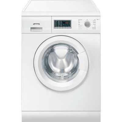 SMEG Washer Dryer WDF14C7  - White, White