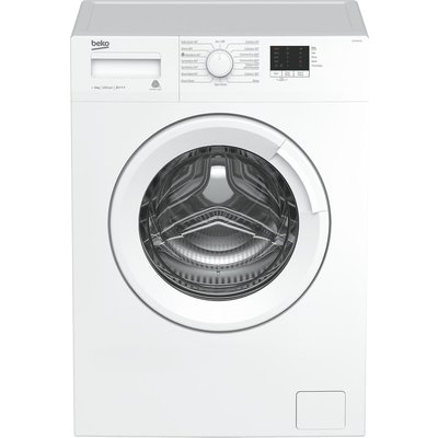 BEKO WTB620E1W 6 kg 1200 Spin Washing Machine - White, White