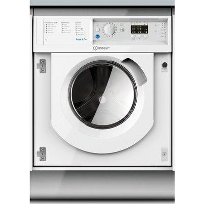 INDESIT BI WMIL 71252 UK Integrated 7 kg 1200 Spin Washing Machine