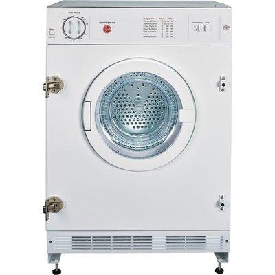HOOVER HBV7TDW Integrated 7kg Vented Tumble Dryer