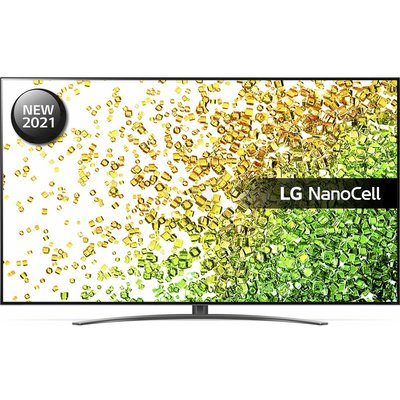 LG 86NANO866PA  Smart 4K Ultra HD HDR LED TV with Google Assistant & Amazon Alexa