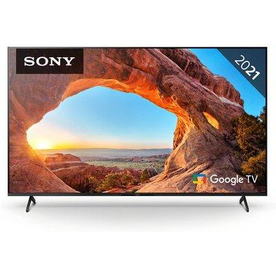 "75"" SONY BRAVIA KD75X85JU  Smart 4K Ultra HD HDR LED TV with Google TV & Assistant"