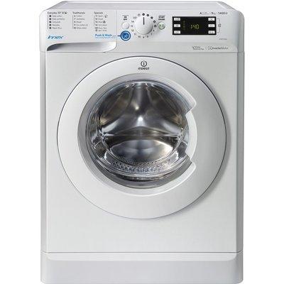 INDESIT Innex BWE 91484X W Washing Machine - White, White