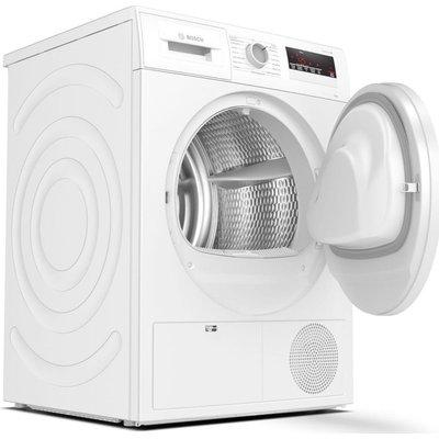 BOSCH Serie 4 WTN83201GB 8 kg Condenser Tumble Dryer - White, White