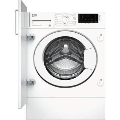 BEKO WIX845400 8 kg 1400 Spin Integrated Washing Machine