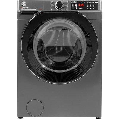 HOOVER H-Wash 500 HWB410AMBCR WiFi-enabled 10 kg 1400 Spin Washing Machine - Graphite, Graphite