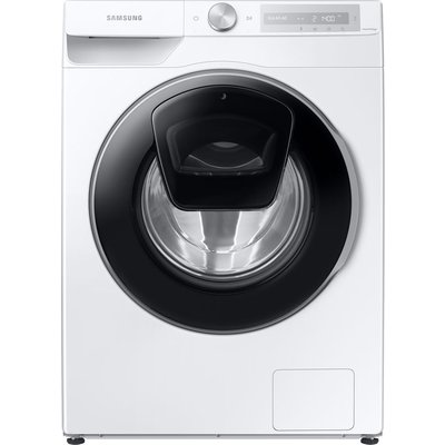 SAMSUNG AddWash WW10T684DLH/S1 WiFi-enabled 10.5 kg 1400 Spin Washing Machine - White, White