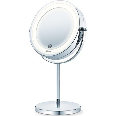 BEURER BS55 LED Illuminated Cosmetics Mirror - 4211125654863