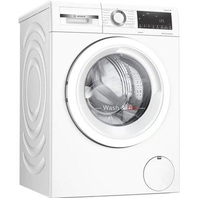 BOSCH Series 4 WNA134U8GB 8 kg Washer Dryer - White, White