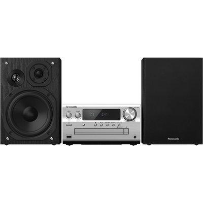 Panasonic SC-PMX802E-S Wireless Multi-room Traditional Hi-Fi System - Silver