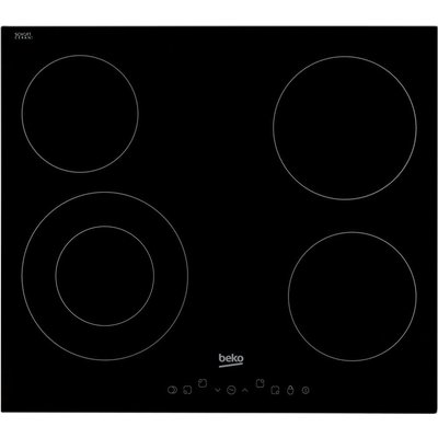 5023790022439 | Beko HIC64402T Electric Ceramic Hob  Black