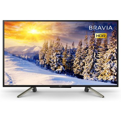 SONY BRAVIA KDL43WF663  Smart HDR LED TV, Gold