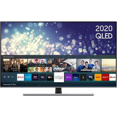 "55"" SAMSUNG QE55Q75TATXXU  Smart 4K Ultra HD HDR QLED TV with Bixby, Alexa & Google Assistant"