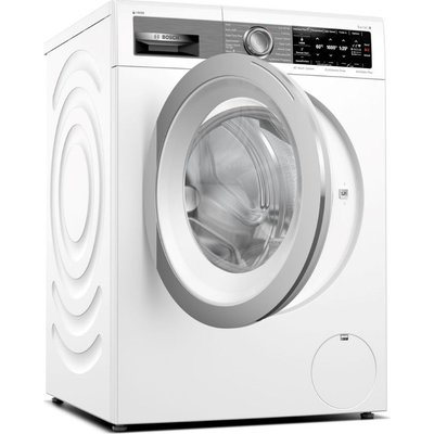 BOSCH Serie 8 WAX32EH1GB WiFi-enabled 10 kg 1600 Spin Washing Machine - White, White