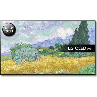 "55"" LG OLED55G16LA  Smart 4K Ultra HD HDR OLED TV with Google Assistant & Amazon Alexa"