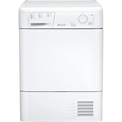 Hotpoint Tumble Dryer Aquarius FETC70BP Condenser  - White, White