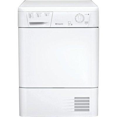 Hotpoint Tumble Dryer Aquarius FETC70BP Condenser  - White, White