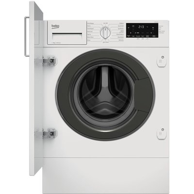 BEKO WTIK84121 Integrated 8 kg 1400 Spin Washing Machine