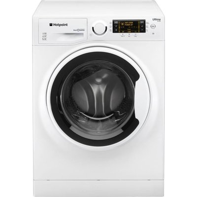HOTPOINT Ultima S-line RPD10457J Washing Machine - White, White