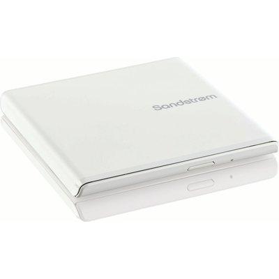 SANDSTROM SEDVDWH18 External DVD Writer   White  White - 5017416775793